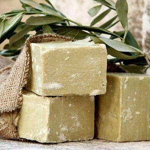gökharman doğal organik zeytinyağlı köy sabunu